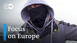 France: Migrants in a race against Brexit   Focus on Europe