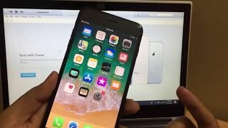 Permanent iCloud Activation unlock on iPhone 8 Plus Remove activation lock on iPhone 2018