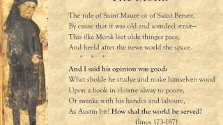 Irony in the Canterbury Tales