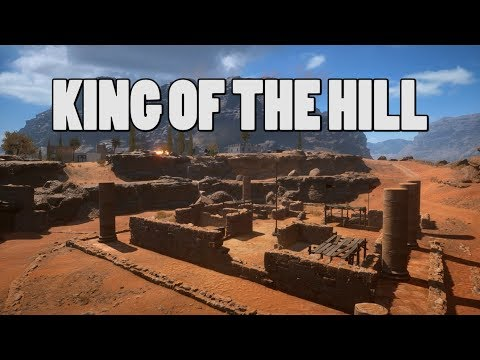 KING OF THE HILL GAMEMODE - Battlefield 1 incursions