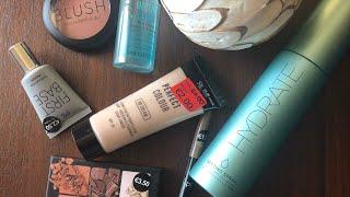 Primark: Probando Maquillaje