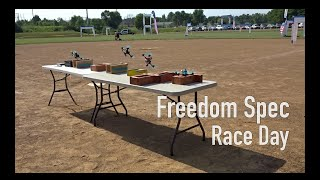 The Freedom Spec Race Part 3: Race day