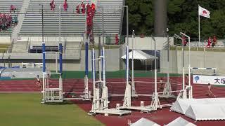 H30 三重インターハイ 女子4x400mR 決勝