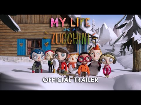 My Life as a Zucchini (Trailer)