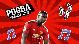 🎵POGBA SHOTGUN 🎵  Funny Manchester United George Ezra Parody Song [Jim Daly]