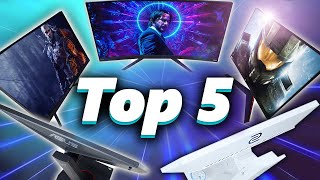 Top 5 Gaming Monitors of 2019!