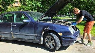 Взбадриваем Mercedes 1999 года!