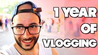 1 YEAR OF VLOGGING  ;)  |Fernando Amore|