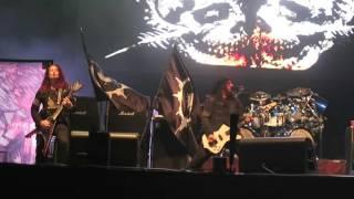 "ARCH ENEMY ""Bury Me An Angel"" ft Johan Liiva & Chris Amott at Loud Park 15 (Oct 10)"