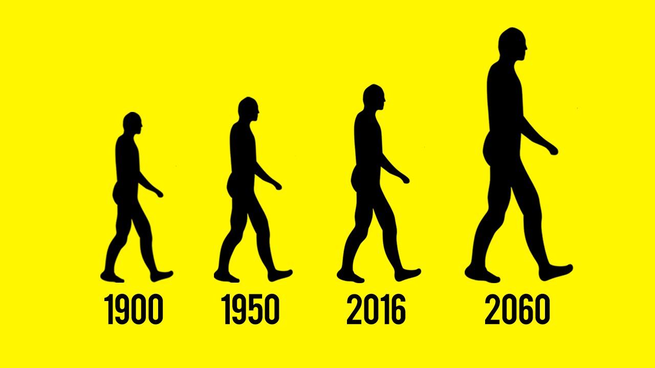 Kann Der Mensch Noch Größer Werden?