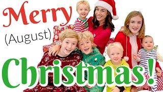 Christmas in August! Ballinger Family Christmas Special 2020