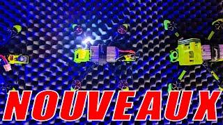 3 NOUVEAUX DRONES FPV (MISE EN ROUTE EN LIVE) UN PEUT SPECIAL ! !