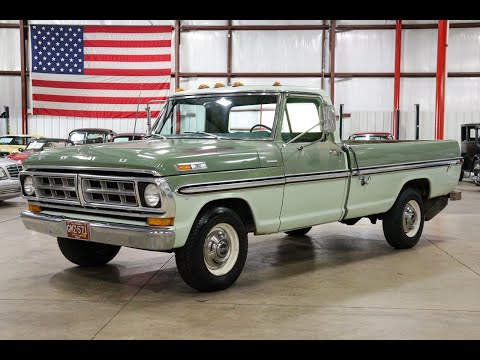 1971 Ford F250 (CC-1414798) for sale in Kentwood, Michigan