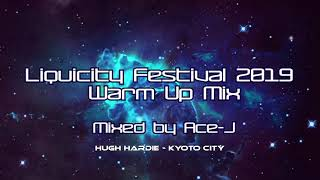 Liquicity Festival 2019 Warm Up Mix (Mixed by Ace-J)