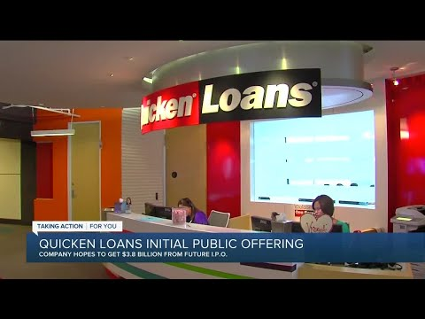 Quicken Loans initial public offering