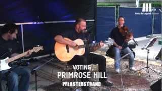 Primrose Hill - Pflasterstrand