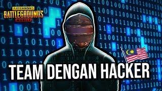 PUBGM Malaysia- Team Dengan Hacker