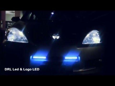 Video Avanza VVTI 2007 Modifikasi (Lampu LED)
