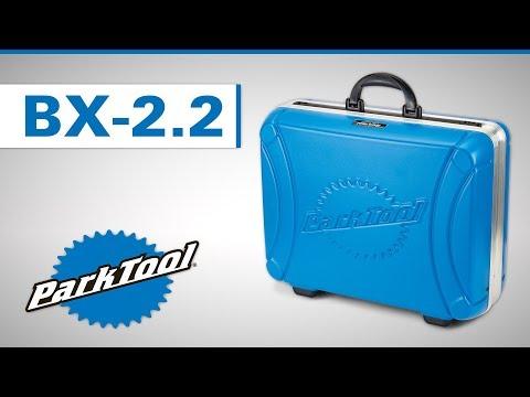 Park Tool BX-2 2 Blue Box Tool Case - Tool Kits - Excel Sports