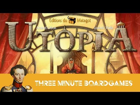 Utopia in about 3 minutes