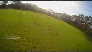 Novice 3 - first acro mode flight