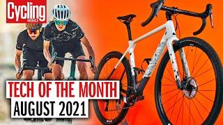 Tech of the Month: Favero rau Shimano, Zipp 353 NSW vs 303S & Canyon Grizl | Cycling Txhua Lub Hlis