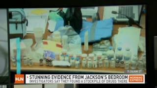 "Michael Jackson's bedroom a ""drugstore""?"