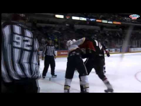 Brendan Mikkelson vs. Buddy Robinson