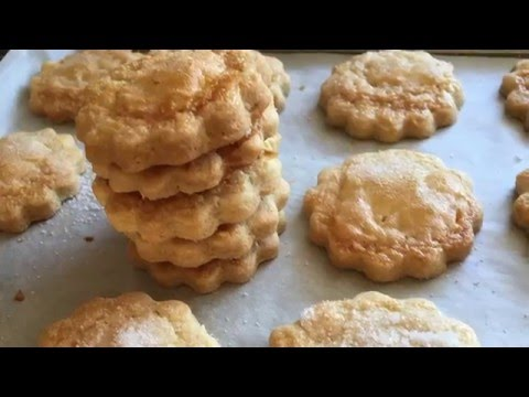 Easter Cookies – Episode 171 – Baking with Eda