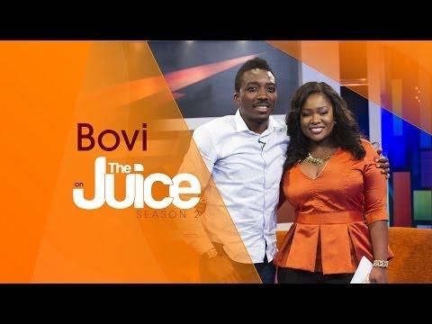 Bovi on Ndani TV's The Juice (Season 2)