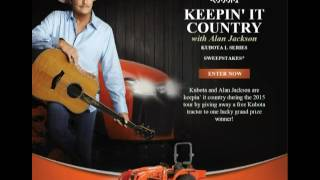 Alan Jackson - She Don't Get The Blues