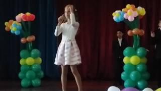 Моя перша пісня.Випускний 4 клас