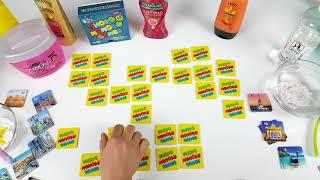 Özlem'i Şakaladım! Eşleştirme Oyunu İle Eğlenceli Slime Challenge - Make Slime