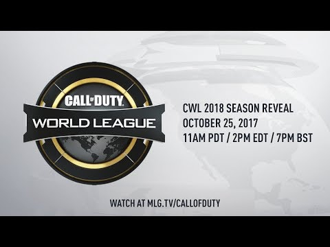 Call of Duty eSports 2018 season recap