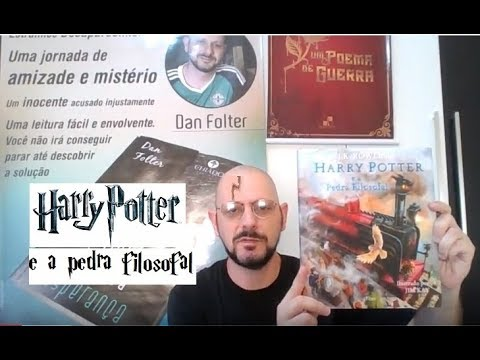 Harry Potter e a pedra filosofal de J.K.Rowling - T01E03