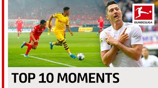 Record Breaker Lewandowski, Assist King Sancho & Coutinho's Magic - Top 10 Moments From September