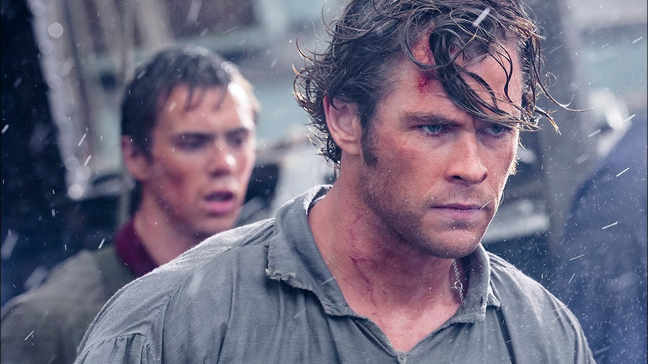 Trailer för In the Heart of the Sea