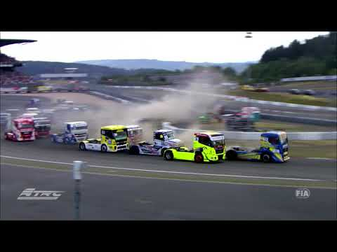 FIA ETRC #04 2019 Nürburgring Newsedit - English