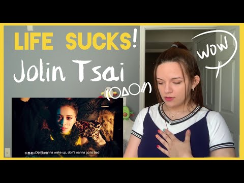 Jolin Tsai 蔡依林 《消極掰》 Life Sucks MV Reaction [the Lyrics Tho]
