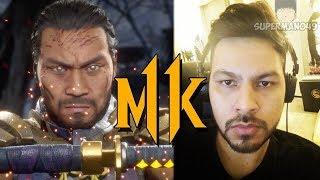 "Secret Brutality With Super Hanzo! - Mortal Kombat 11: ""Scorpion"" Gameplay"
