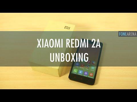 Xiaomi Redmi 2A Unboxing
