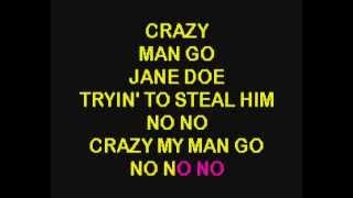 Alicia Keys   Jane Doe (Karaoke)