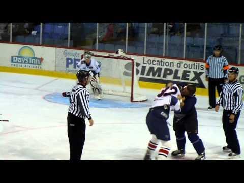 Curtis Tidball vs. Dannick Lessard