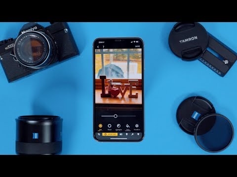 photo of Five of the Best Camera Apps on iOS image
