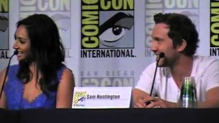 SDCC 2012 Being Human Panel 3 - BeingFans