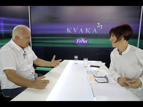 O statusu Kosova u novoj emisiji Kvaka 23