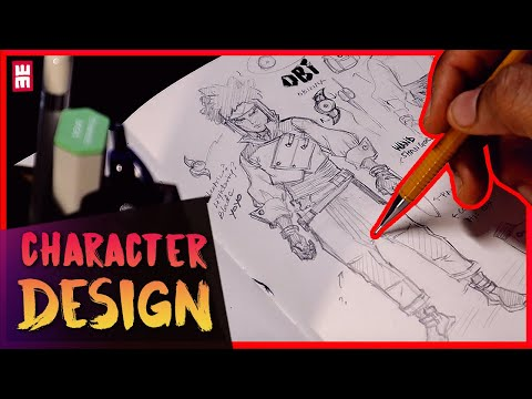 Designing My Character | Easy Tips and Tricks from Experience