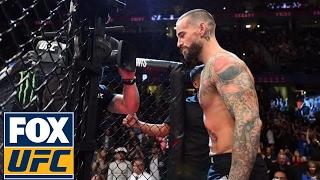 CM Punk talks return to UFC & NHL enforcers with Carrlyn Bathe | UFC ON FOX