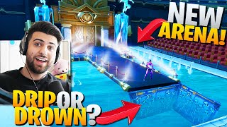 I Hosted A Fortnite Fashion Show In The Worlds BEST Arena! (Fortnite Battle Royale)