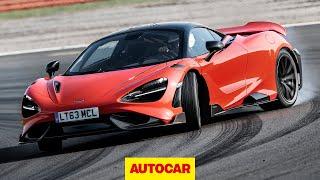 [Autocar] McLaren 765LT review | Almost a Senna?